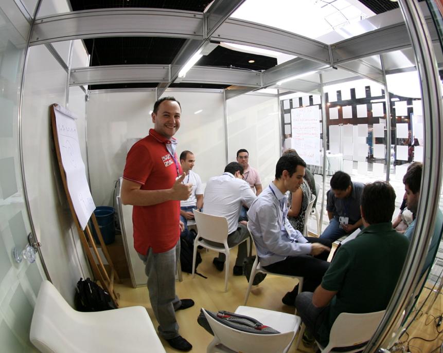 Workshop de Empowerment no Agile Brazil 2013