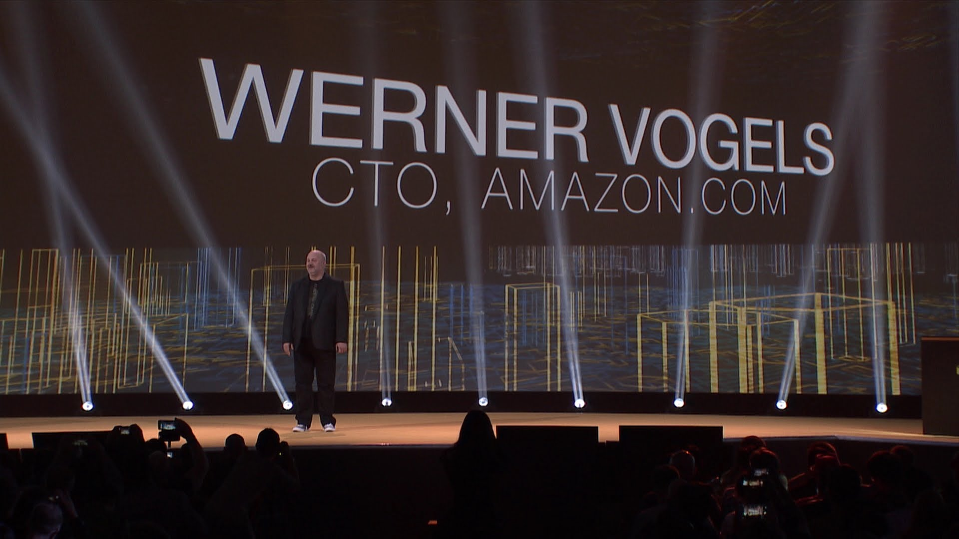 AWS re:Invent Novidades do Segundo Keynote com Werner Vogels